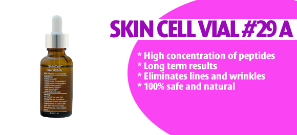 SkinCell Vial #29-A Review